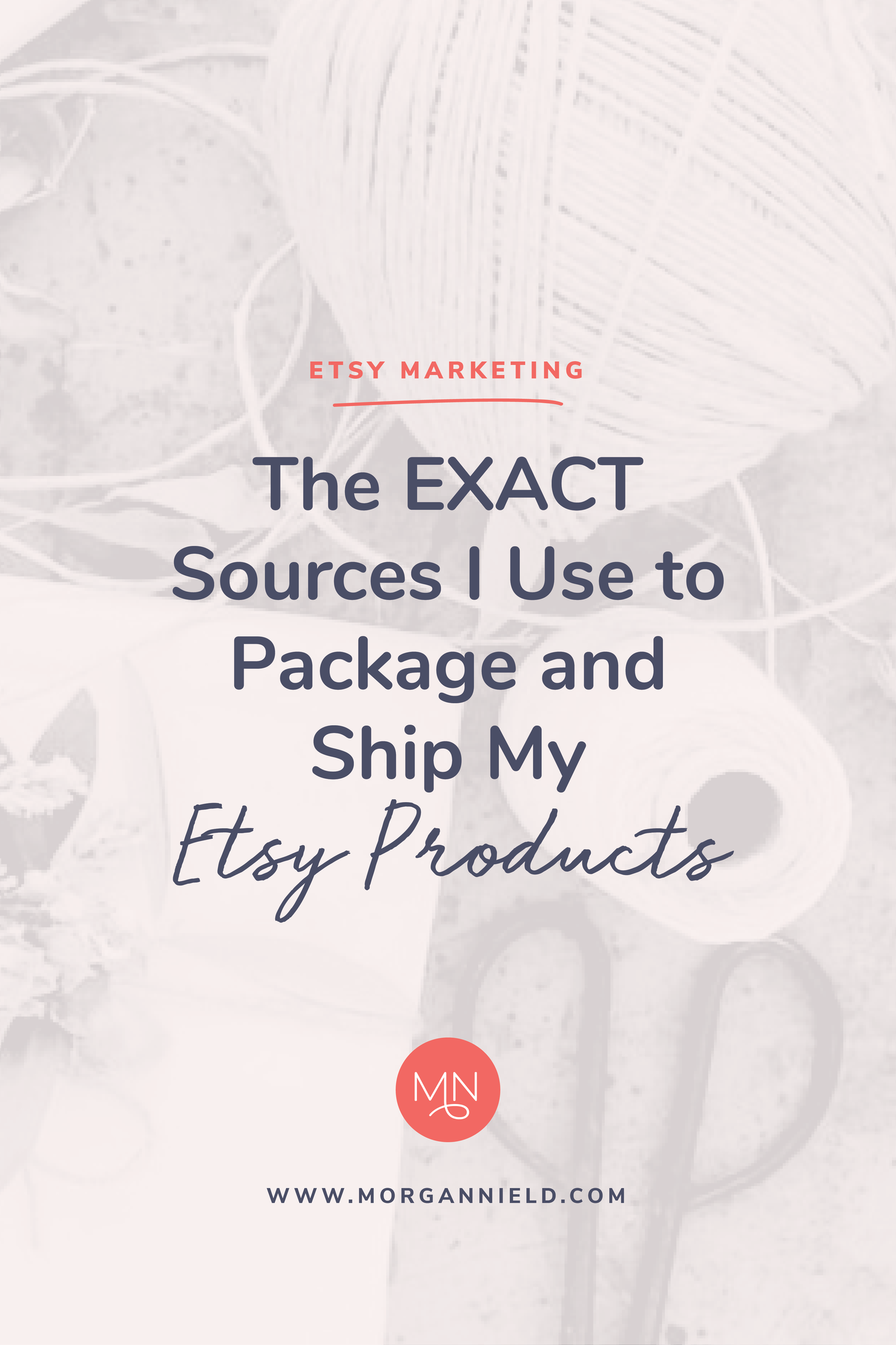 Packaging And Shipping Your Etsy Products Online Business Tips Etsyer