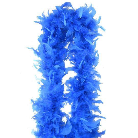 Colored Feather Boa In 2020 Coloured Feathers Feather Boa Blue Feather