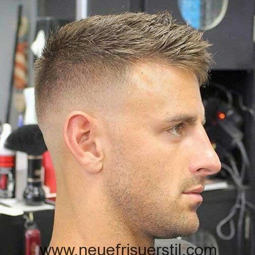 12kurzhaarschnitt Für Männer Frisuren Haarschnitte