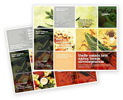 Grafisch ontwerp folder