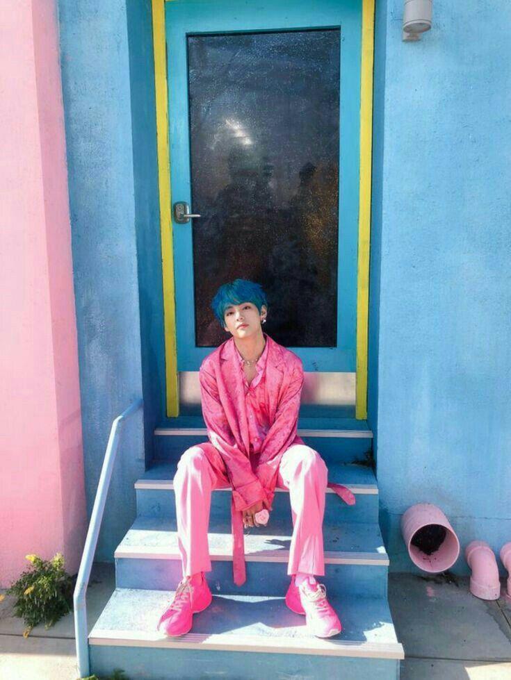 BTS Weverse Update♥ | Jimin, Taehyung, Daegu
