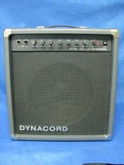 dynacord dc60 gitarrenverst rker in baden w rttemberg neuenburg am rhein musikinstrumente. Black Bedroom Furniture Sets. Home Design Ideas