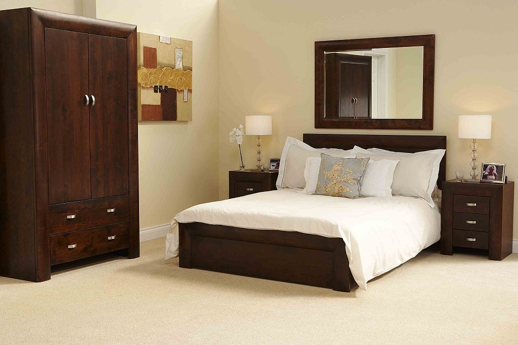 Why You Should Mix And Match Dark Wood Bedroom Furniture In 2020