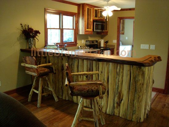 Rustic Kitchen Cabinets | Rustic Kitchen Cabinets Feature Natural