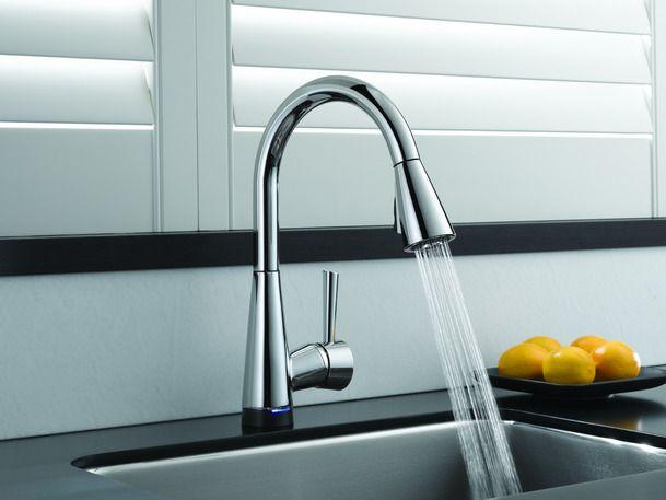 Elegant Modern Kitchen Faucets Ideas | On the side, Kitchen sink ...