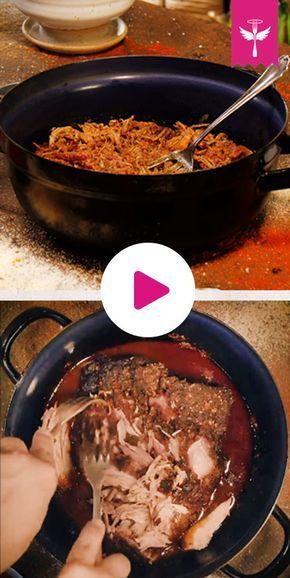 Photo of Pulled Pork aus dem Ofen – so geht's | LECKER