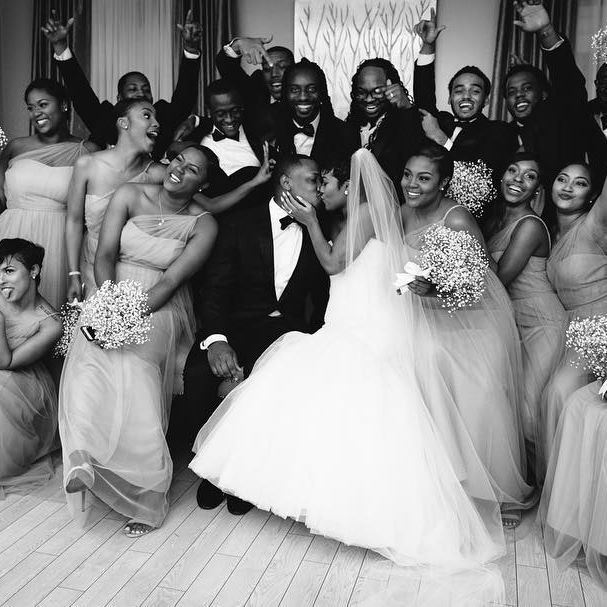 Pin On African And African American Wedding Ideas