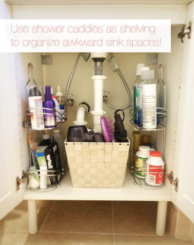 Storage Ideas For Small Bathrooms With No Cabinets Simple Bathroom Storage Quartz T Kleine Badaufbewahrung Badezimmer Schrank Organisation Schrank Organisation