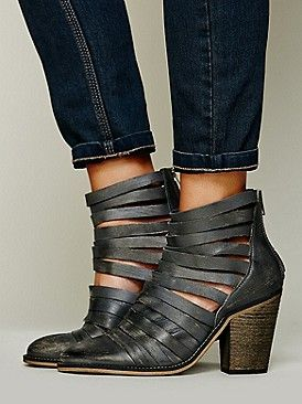 Free People Hybrid Heel Boot at Free People Clothing Boutique