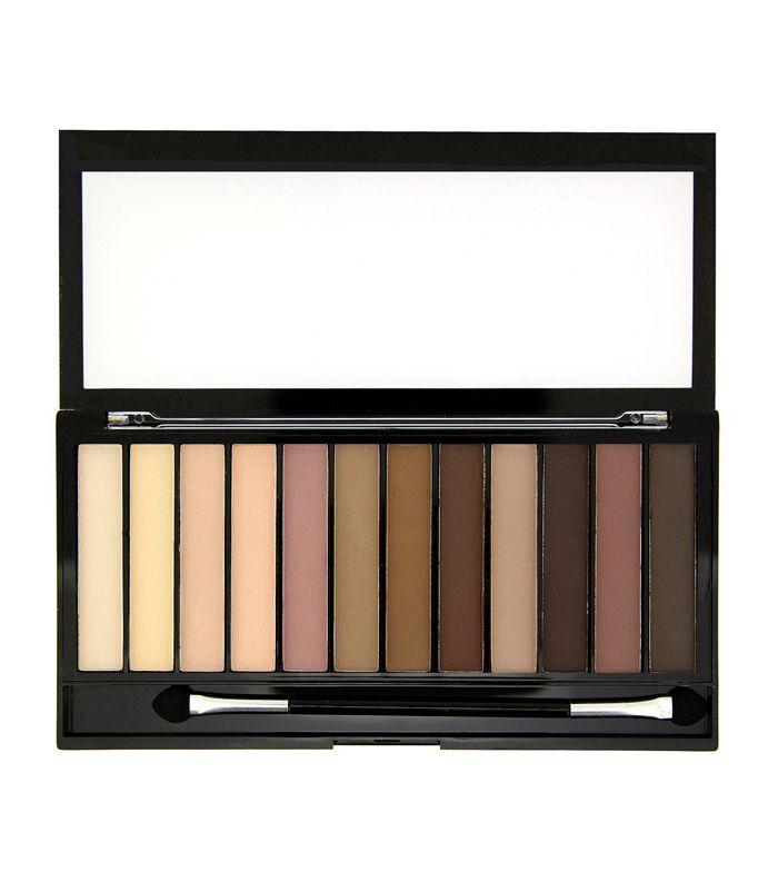 Redemption Palette - Makeup Revolution Italia - Makeup Revolution - Palette di ombretti Redemption - Essential Mattes 2
