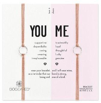 cbdec46fdf Friendship Bracelets by Dogeared on ShopStyle. | Fashion Week ...