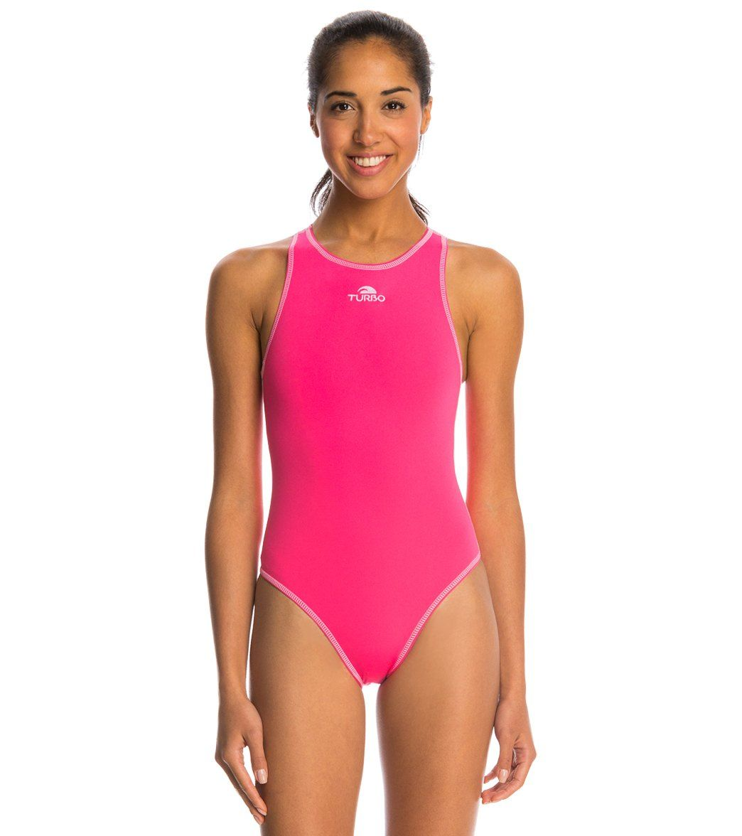 Turbo Women S Comfort Water Polo Suit At Swimoutlet Com Free Shipping Water Polo Suits Swimwear Clearance Water Polo
