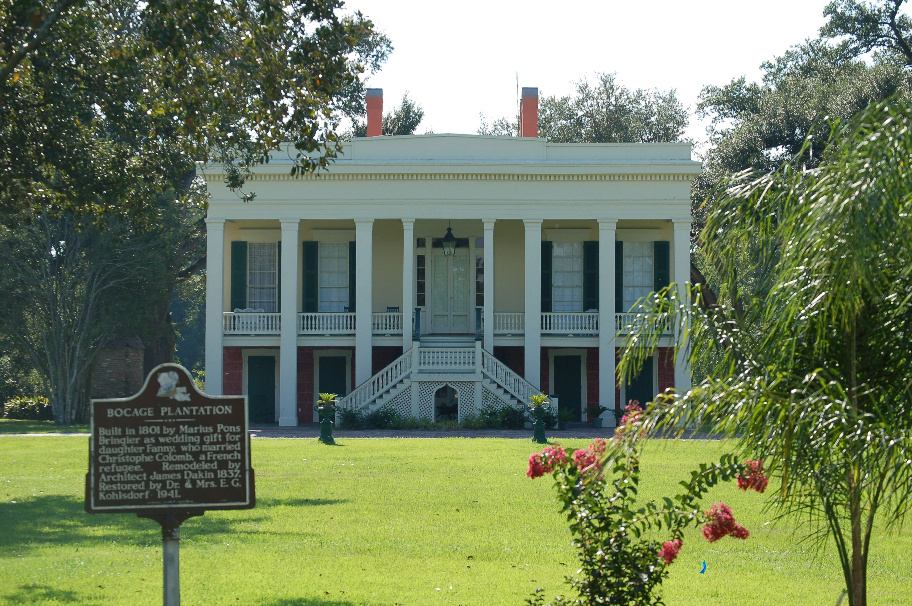 Pin on Southern Houses & Plantations