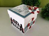 AIDA explosion box as a surprise AIDA explosion box as a surprise
