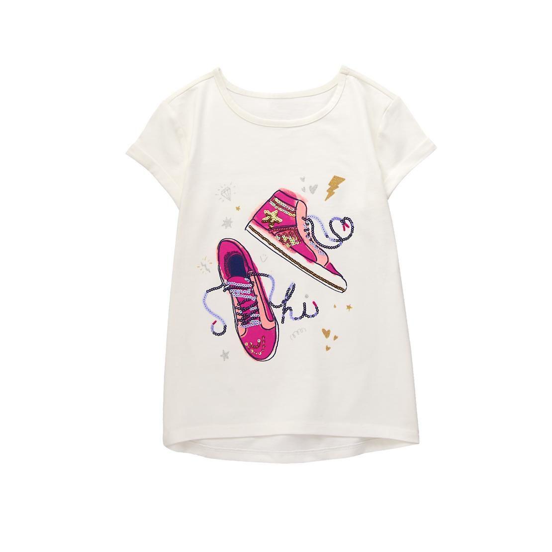NEW Gymboree girls summer short sleeve tee size 4 5 6 7 8 NWT you pick beach