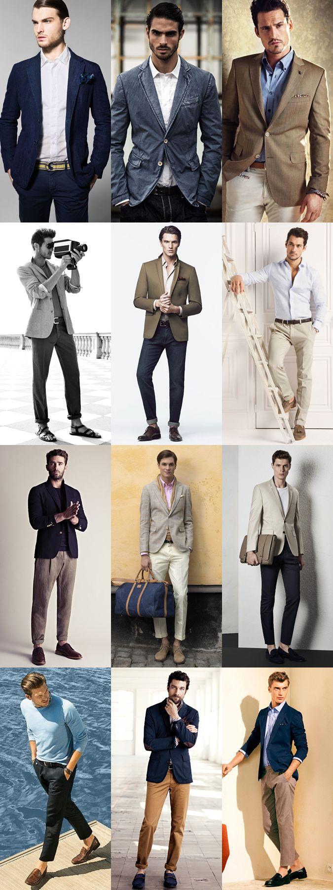 Nice, France - Men's Spring City Break Outfit Inspiration Lookbook ...