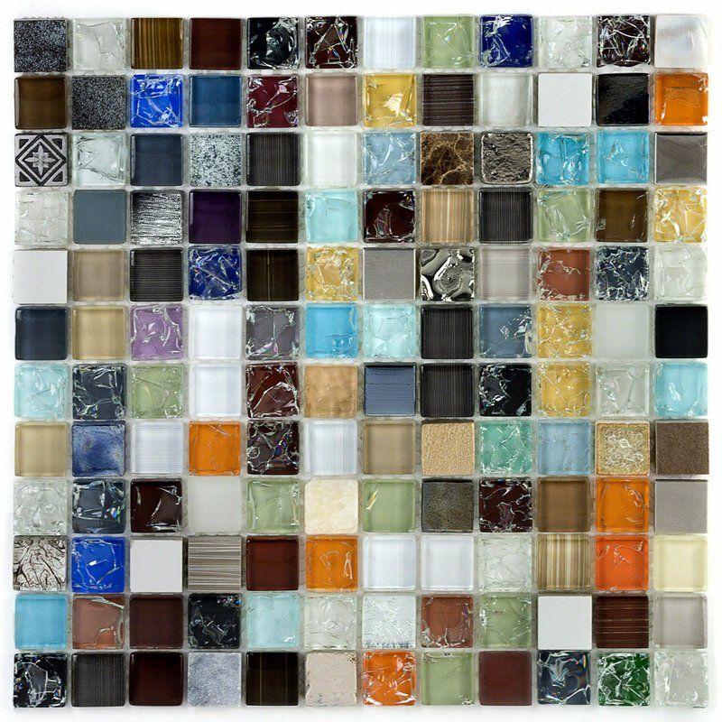 10sf black pattern metallic glass