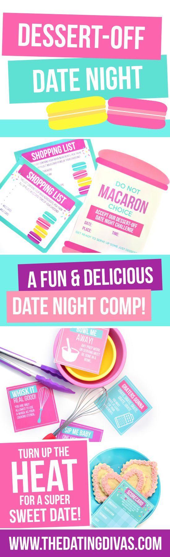 DessertOff Date Night Dessert Competition so much better