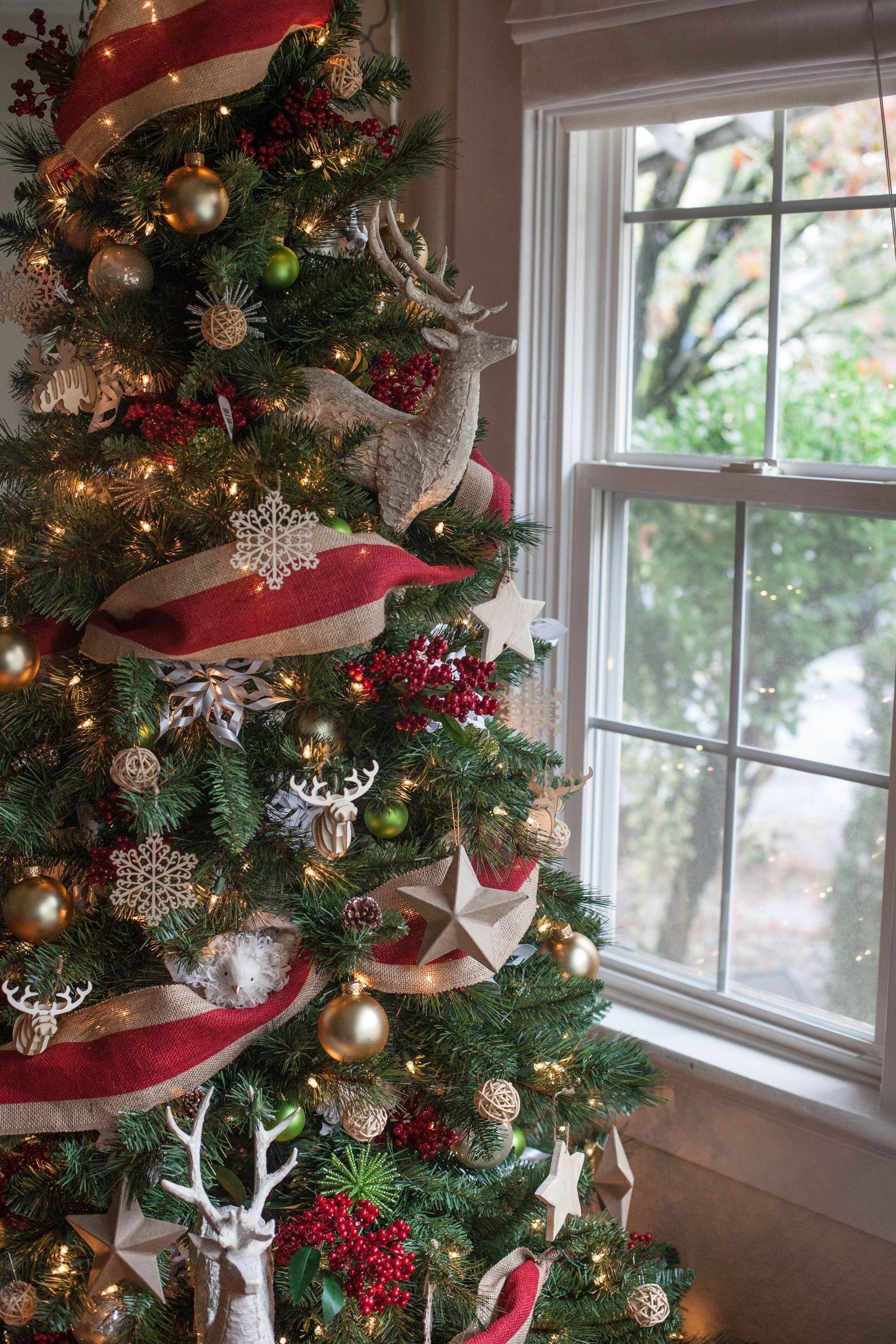 Какими цветами украсить елку на Новый год 2019 — 10 ...