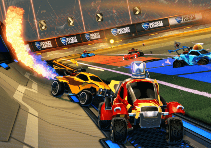Rocket League is raking in the cash for developer Psyonix