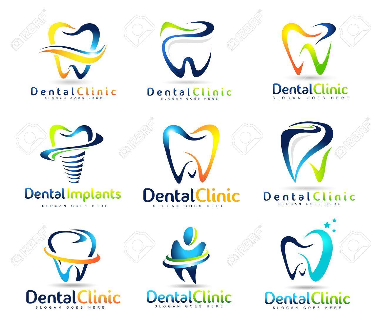 Dental Logo Design. Dentist Logo . Dental Clinic Creative