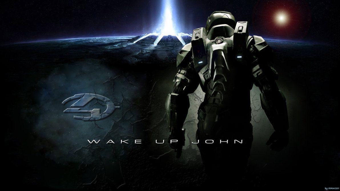 Halo 4 Promotional Artwork