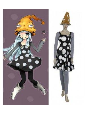 Soul Eater Eruka Frog Dress Halloween Costumes