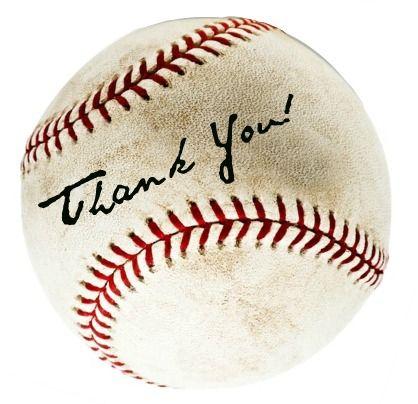 Baseball thank you | CLIPART | Pinterest | Google images and Baseball