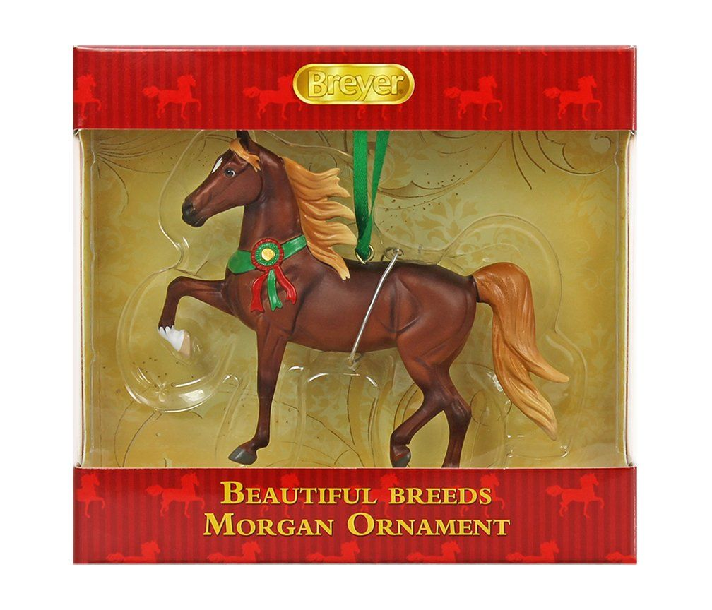 Breyer beautiful breeds ornament horse gifts