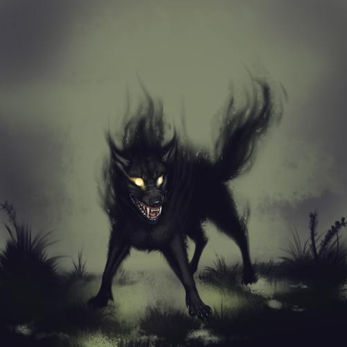 Photo of more about the hellhound on www.tomatetomate ….