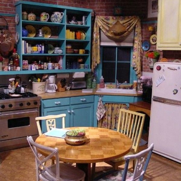 friends kitchen ideas Most desired TV interiors – do you agree with the list | Ideas for the House | Friends