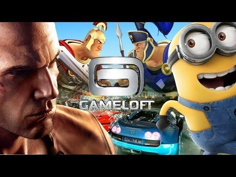 Top 10 best gameloft games must play | LatestGames | Trailers