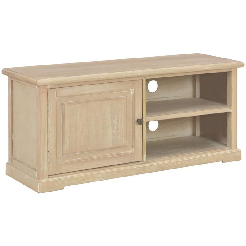 Meuble Tv 90 X 30 X 40 Cm Bois 249882 Furniture Storage Cabinet