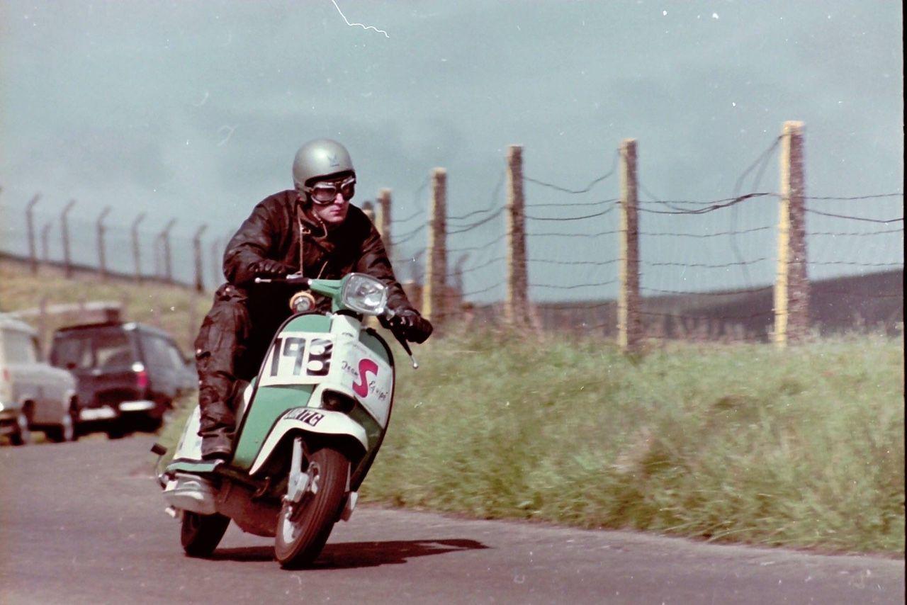 John Ronald - Team S Equipe, Isle of Man 1969