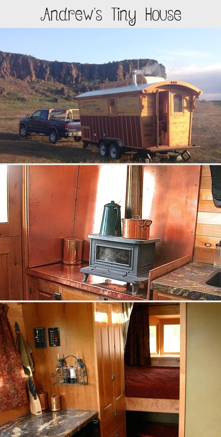 I Love The Style Of This Small Fire And Copper Heat Shield Tinyhousekitchenideas In 2020 Tiny House Kitchen Tiny House Tiny House Swoon