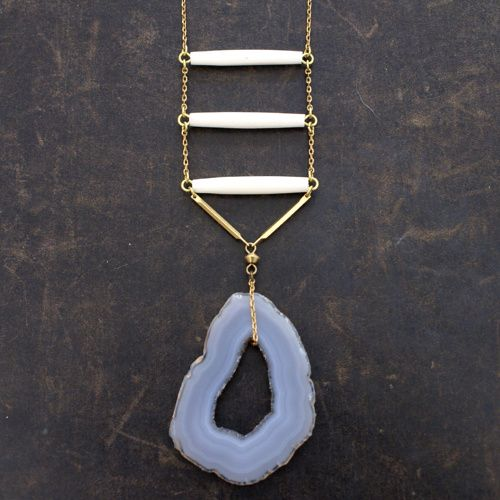 Handmade jewelry by Lauren Lester  Based in San Francisco