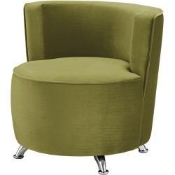 smart Sessel - grün - 76 cm - 71 cm - 74 cm - Polstermöbel > Sessel > Cocktailsessel #velvetupholsteryfabric