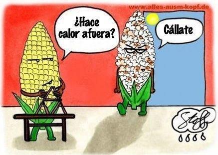 Efectos Del Calor En Sevilla Sobran Las Preguntas Funny Cartoons Corny Clean Humor