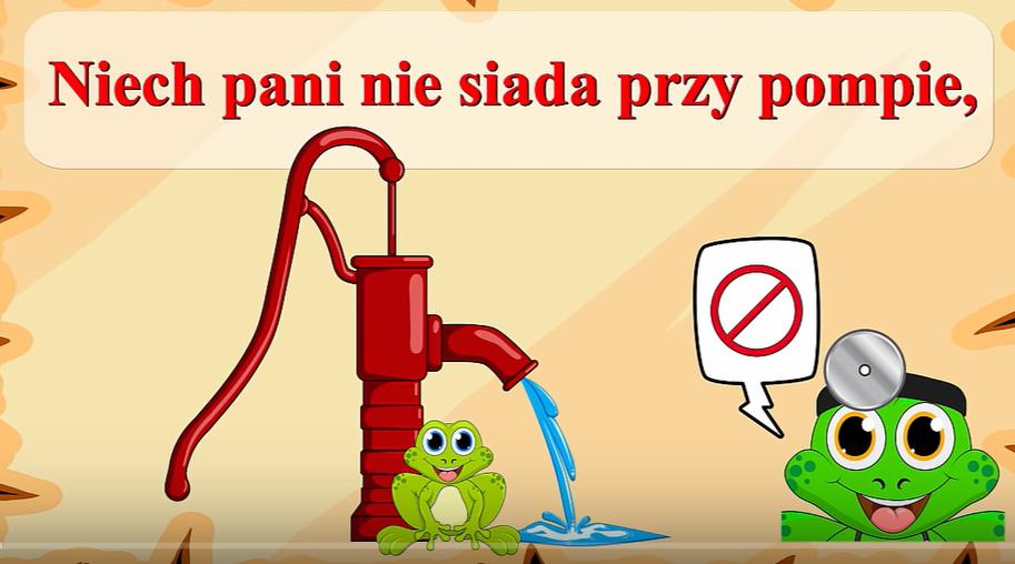 Jan Brzechwa żaba I Inne Wierszyki Z Obrazkami Ponad 20