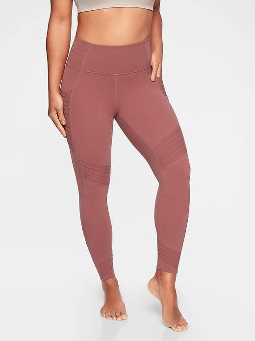 b6e92142893e72 Stash Pocket Moto Tight In Powervita™ | Products | Tights, Workout ...