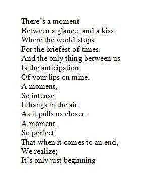 the anticipation