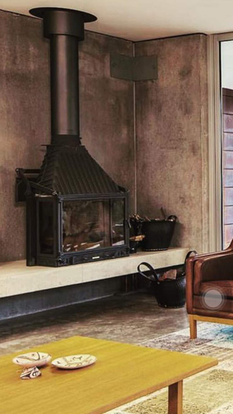 cheminees philippe wood fireplace fireplaces pinterest stove