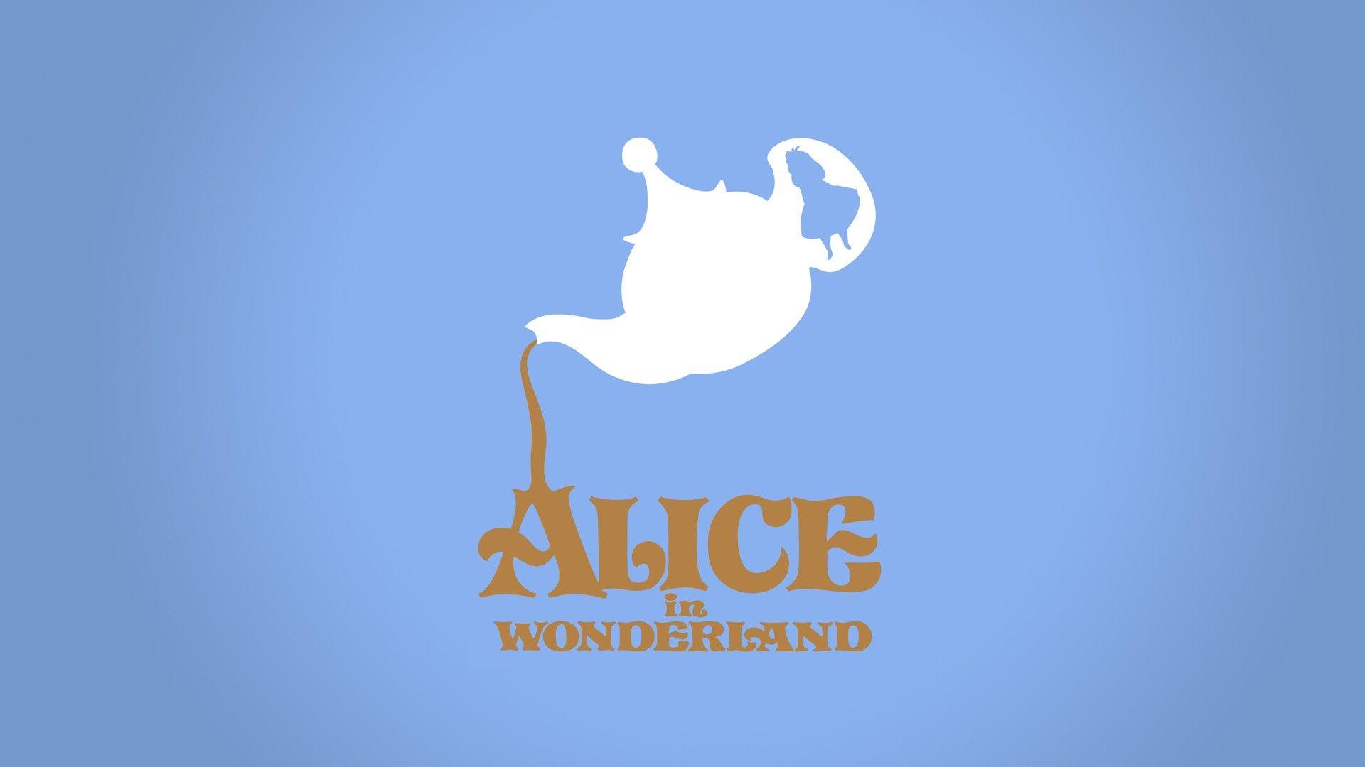 Movie Alice In Wonderland Wallpaper Disney Wallpaper Alice In Wonderland Disney Minimalist