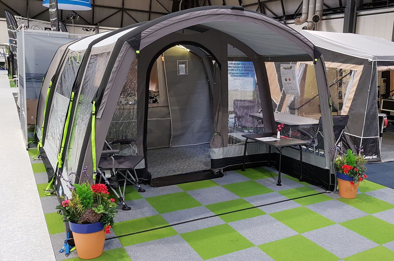 campmaster air trailer tent for sale