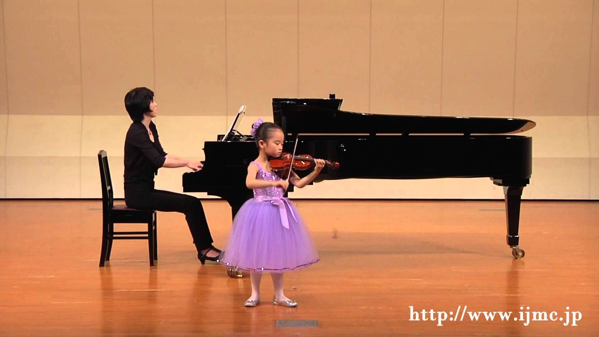 International Junior Music Competition Winner Of The 1st 2nd Grade Division See More Of This Young Violinist From Mrim Music Competition Violinists Violinist