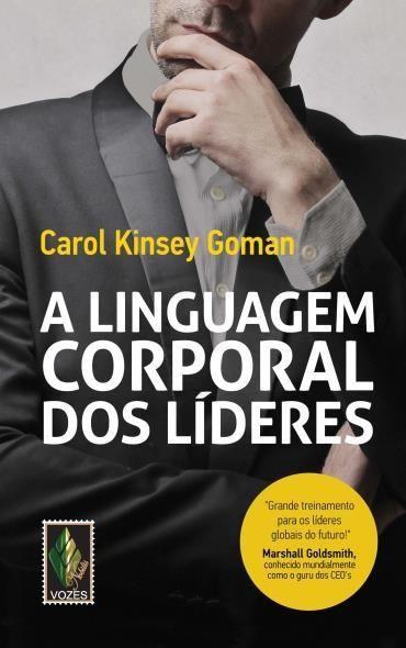 Linguagem Corporal Dos Lideres Linguagem Corporal Livros De