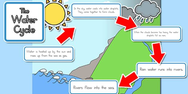 Pin By Shelley Anderson On Water Cycle Pinterest Cycling