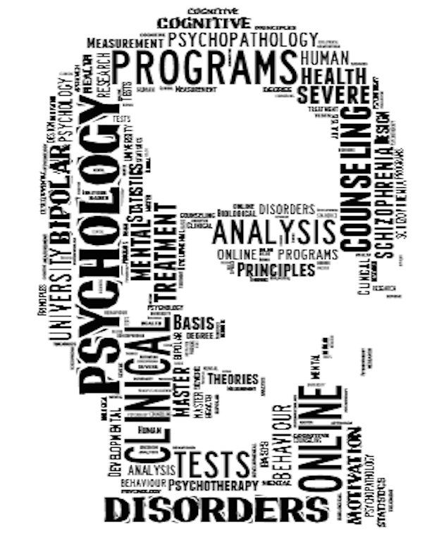 1000 Ideas About Psychology Programs On Pinterest: Clinical Psychology Degree Programs - About