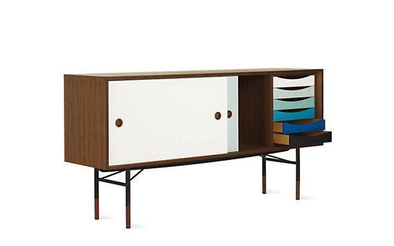 La Credenza Muebles : Finn juhl credenza dining room muebles
