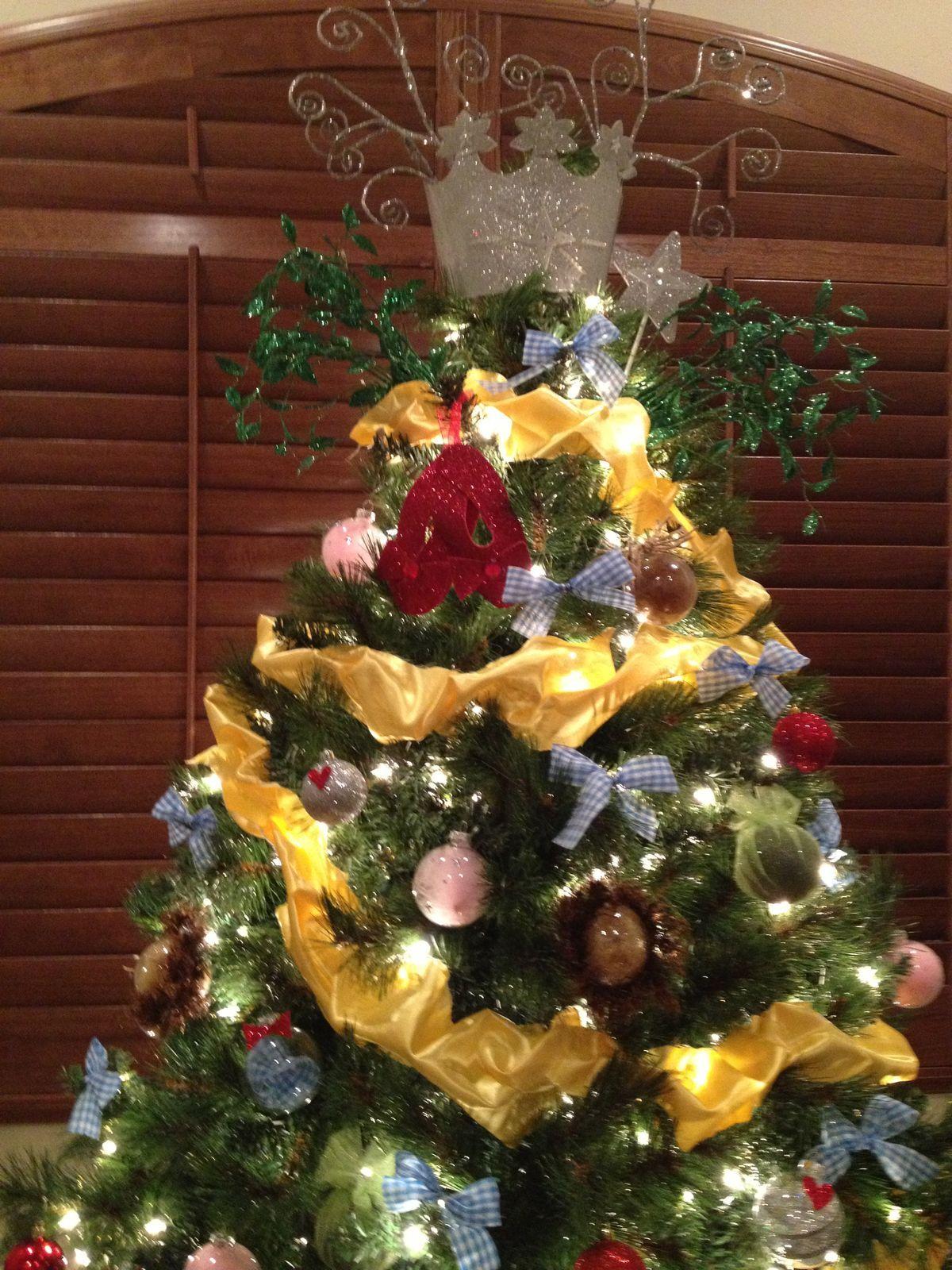 Wizard Oz Christmas Tree Topper